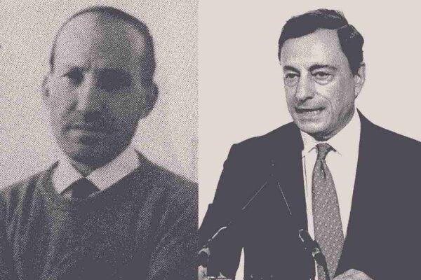 Federico Caffè, chi era il maestro di Draghi scomparso (e citato da Paragone)