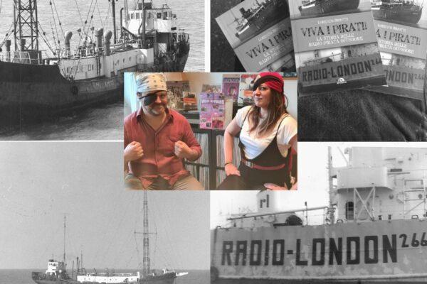 Musica, rock e navi pirata: la storia delle radio pirata offshore raccontata da Lorenzo Briotti